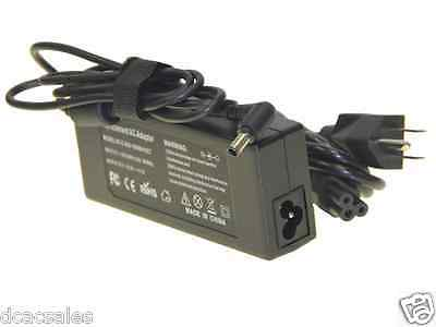 AC Adapter Cord Battery Charger For Sony Vaio VPCSA2CFX VPCSA2CFX//SI PCG-41213L