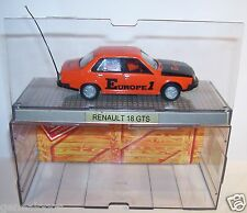 NOREV RENAULT 18 GTS R18 EUROPE 1 TOUR DE FRANCE 1979 REF 511805 1/43 BOX