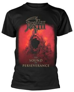 Death-039-The-Sound-Of-Perseverance-039-T-Shirt-NEW-amp-OFFICIAL