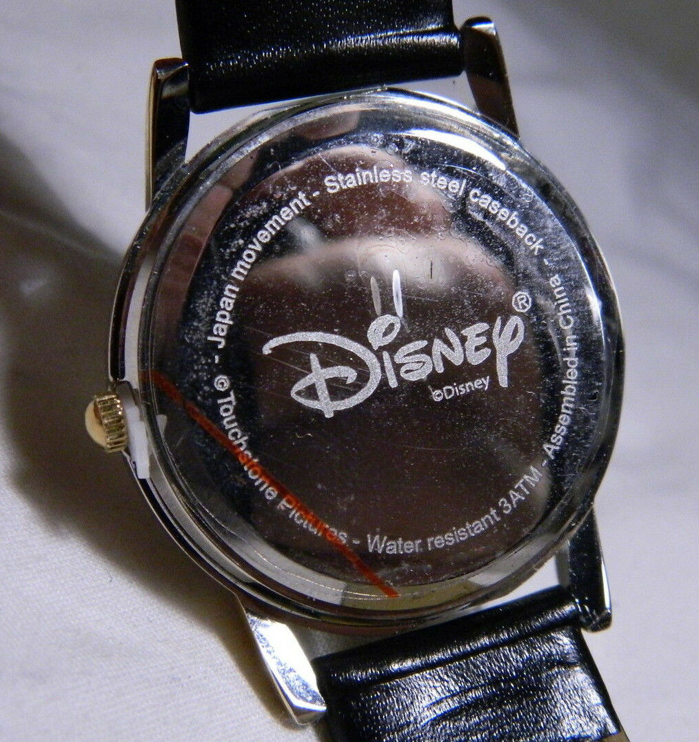 New Ultra Rare Nightmare Before Christmas Genuine Disney Watch! 2 ...