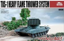 Modelcollect UA72008 Soviet Tos-1 Heavy Flamethrower System 1 72