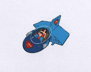 Wonder-Woman-Superfriends-Superman-Animation-Cel-Hanna-Barbera
