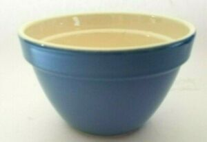 Crate-amp-Barrel-Addison-Blue-Nesting-Mixing-Bowl-Made-in-Portugal