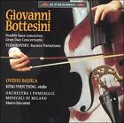 Giovanni Bottesini: Double bass concertos; Gran Duo Concertante; Tchaikovsky: Rococo Variations (CD, Aug-1998, Dynamic (not USA))