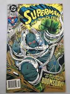 Superman-Man-Of-Steel-18-1992-1st-Full-Appearance-of-Doomsday-DC-Comics