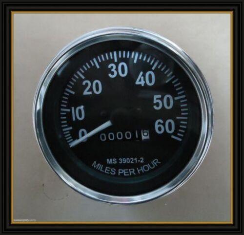 Willys Jeeps Speedometer for M Series,MB GPW,CJ2A,CJ3A,CJ3B