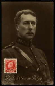 Belgique Mk 1931 Le Roi Albert King Roi Maximum Carte Carte Maximum Card Mc Cm Dv02 Et D'Avoir Une Longue Vie.