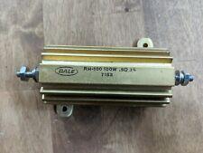 Dale 100 Watt 5 Ohm 3 Power Resistor Chassis Mount