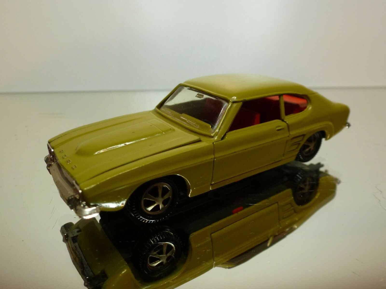 MARKLIN FORD CAPRI - LHD - OLIVE vert 1 43  - GOOD CONDITION  prix les plus bas