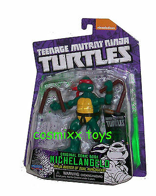 Ninja turtle comic book toys