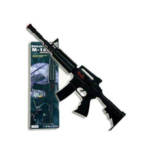 und Soundeffekten Soldatengewehr Gewehr M16 mit Licht