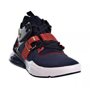 9b8088b7fd Nike Air Force 270 GS Shoes Obsidian/Metallic Gold/Gym Red AJ8208 ...
