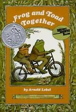 I Can Read Level 2: Frog and Toad Together by Arnold Lobel (1972, Hardcover)