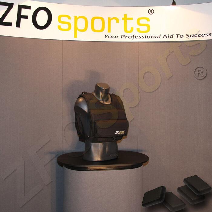 ZFO SPORTS ® - 80 lb (environ 36.29 kg) (court style) Poids pondérée Débardeur NEUF Consultez nos comHommestaires