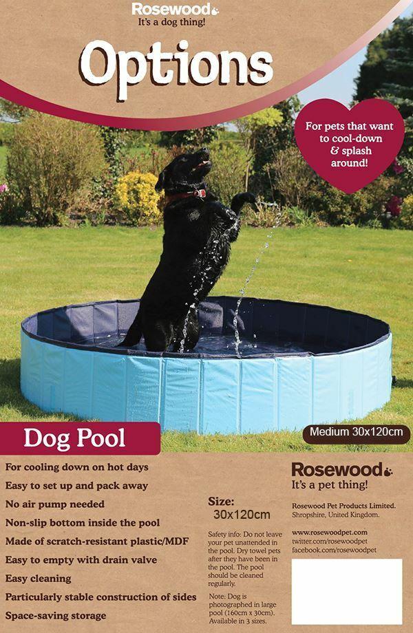 PET Caldo Sollievo raffreddare Dog PoolMedium 30x120cmnon solo per cani