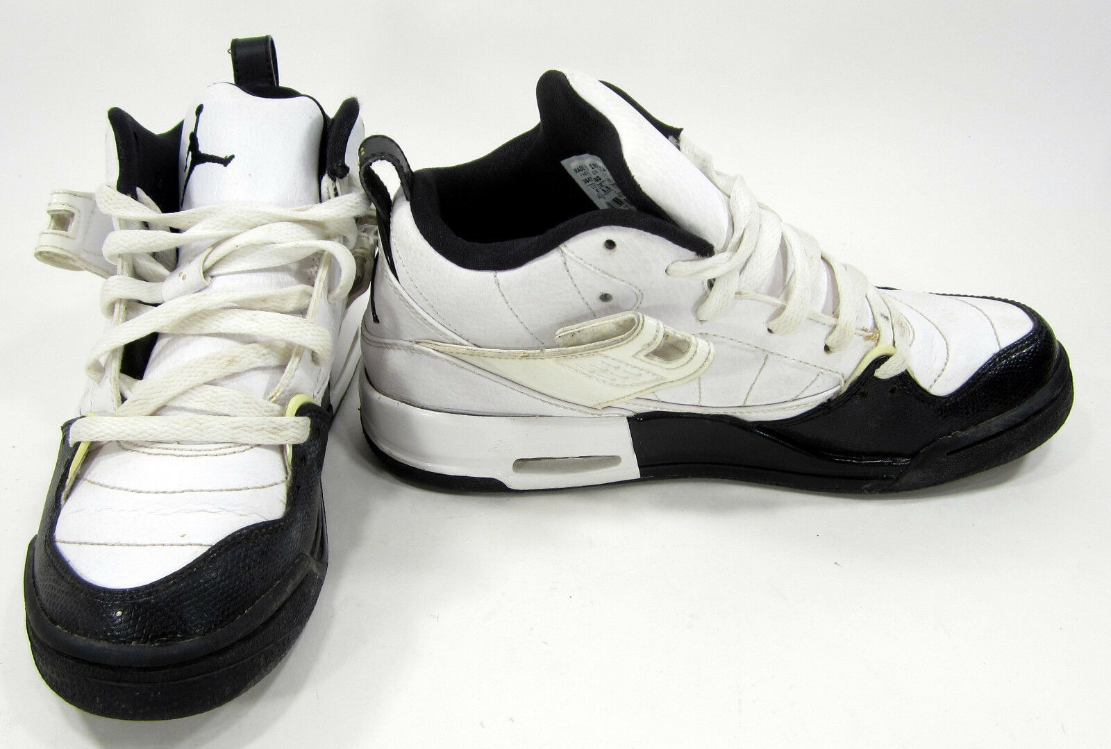 Nike Shoes Jordan Flight Size 45 Juniors White/Black Sneakers Size Flight 6 ccda36