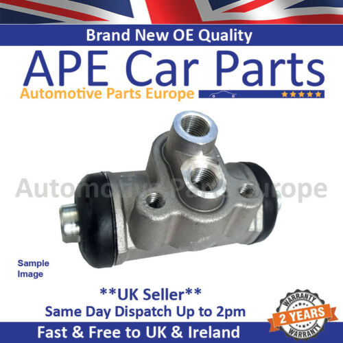 Rear Left//Right Wheel Brake Cylinder for Ford Fiesta Mk6 02-09 Check Image