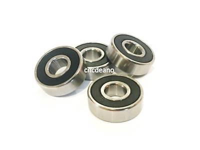 8 X QUALITY REPLACEMENT PACK BUGABOO CAMELEON FRONT /& BACK WHEEL BEARINGS SET
