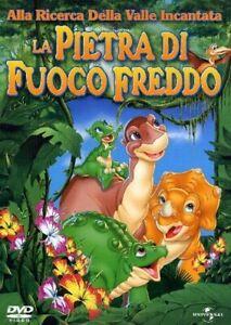 Alla Ricerca Della Valle Incantata 07 - La Pietra Di Fuoco Freddo - DVD D039136