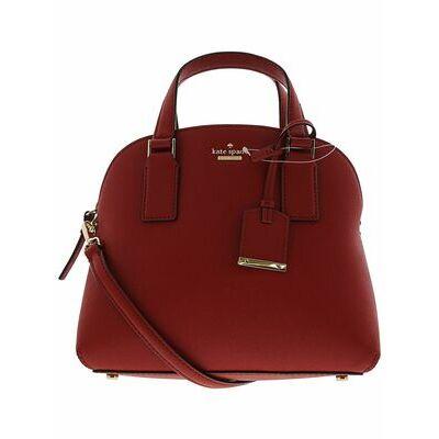 Kate Spade Women's Small Cameron Street Lottie Satchel Leather Top-Handle Bag