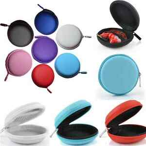 ONE-Portable-Mini-Round-Hard-Storage-Case-Bag-for-Earphone-Headphone-SD-TF-Cards