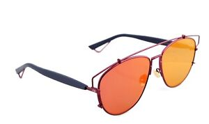 0569c6b00961 Free postage. Image is loading NEW-Christian-DIOR-TECHNOLOGIC-Matte-Red -Blue-Mirror-