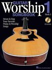 Guitar Worship Songbook, Book 1: Strum & Sing Your Favorite Praise & Worship Songs by Hal Leonard Publishing Corporation (Mixed media product, 2006)