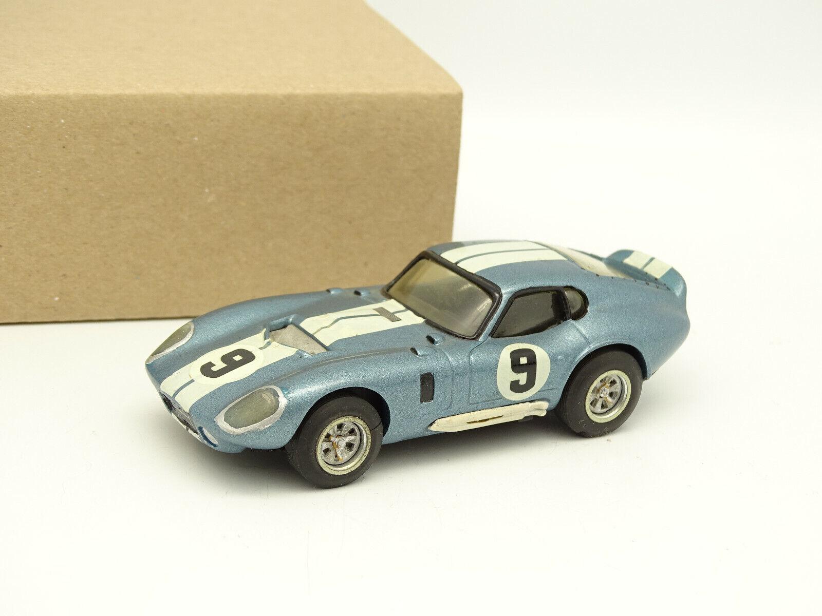 Tenariv Kit Montado Metal 1 43 - Shelby Ford Cobra Daytona Le Mans 1965