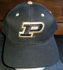 new arrival d6de8 1c423 item 6 Purdue Boilermakers Black Gold NCAA Fitted Hat Cap Bill Size 7 1 4  -Purdue Boilermakers Black Gold NCAA Fitted Hat Cap Bill Size 7 1 4
