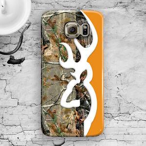 Deer-Head-Camo-Orange-Galaxy-S3-S4-S5-S6-S6-Edge-S6-Edge-Note-3-4-5-Case