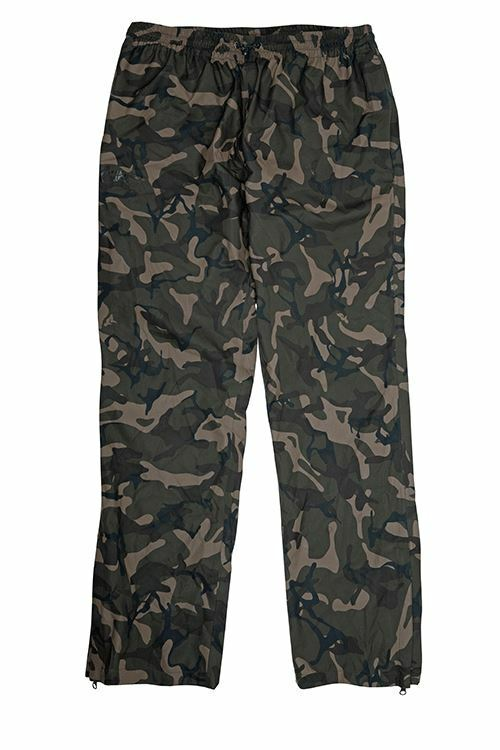 Fox Chunk 10K Lightweight Camo RS Trousers