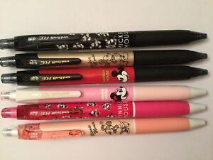 Mitsubishi Uni Ball RE Erasable Rollerball Pen Gel Ink---Disney edition