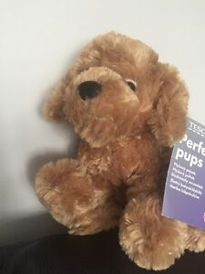 Tesco 2007 perfect pups puppy dog soft cuddly toy PLUSH chien hund tan brown A6 - <span itemprop='availableAtOrFrom'>Derby, Derbyshire, United Kingdom</span> - Tesco 2007 perfect pups puppy dog soft cuddly toy PLUSH chien hund tan brown A6 - Derby, Derbyshire, United Kingdom