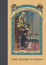 A Series of Unfortunate Events: The Austere Academy 5 by Lemony Snicket (2000, H