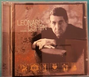 More-Best-Of-Leonard-Cohen-CD-Ref-2065