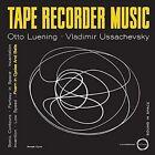 Tape Recorder Music Otto Luening & Vladi Vinyl 5060099504815