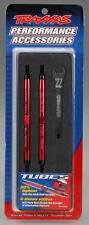 Traxxas 5141R Lightweight Aluminum Turnbuckle Red T-Maxx E-Maxx (2)