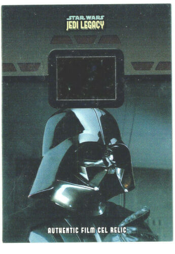 Star Wars Jedi Legacy Film Cel Relic Card Selection FR DFR TFR Cheapest on
