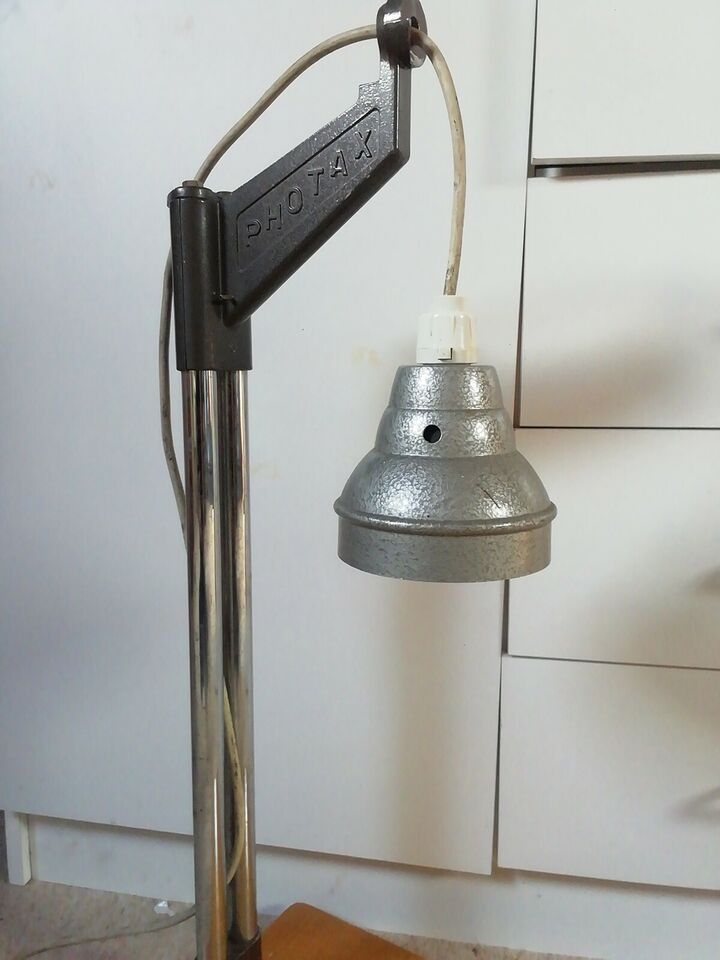 Anden bordlampe, Upcycle