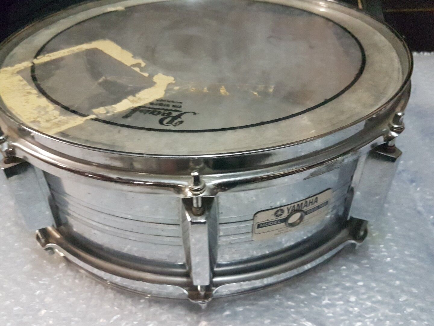 80's YAMAHA SD 550  - MD SNARE DRUM