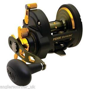 Penn-Fathom-12-Star-Drag-Sea-Fishing-Multiplier-Reel-1238442