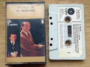 Al Martino 034the best of034 cassette - Longfield, United Kingdom - Al Martino 034the best of034 cassette - Longfield, United Kingdom