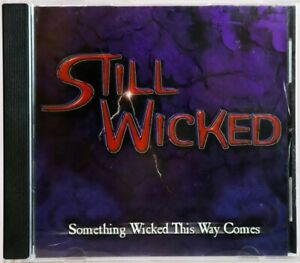 KISS CD - STILL WICKED - SOMETHING WICKED THIS WAY COMES -6 SONGS-US'98-C232316
