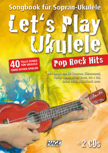 Let-039-s-Play-Ukulele-Pop-Rock-Hits-mit-2-CDs-40-tolle-Songs-ohne-Noten