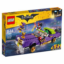 70906 LEGO Batman Movie The Joker Notorious Lowrider 433 Pieces Age 8-14 New!