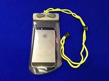 Aquapac Dry Bag Pouch 108 i-phone 4 4s 5 5s 5c GPS Case Sailing Boating Hiking