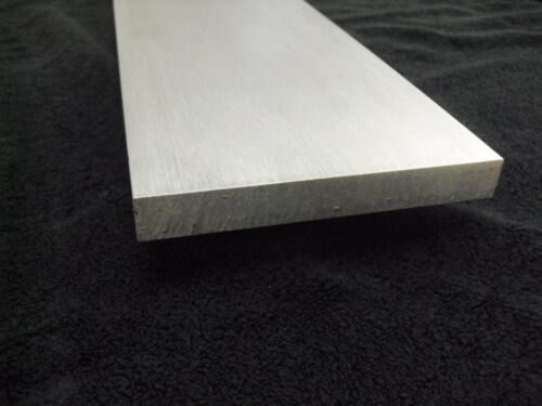 1/4 Aluminum 6 x 60 Bar Sheet Plate 6061-T6 Mill Finish
