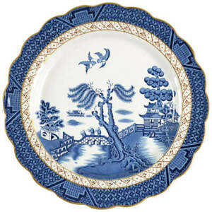Booths-REAL-OLD-WILLOW-BLUE-10-1-2-034-Dinner-Plate-6309990