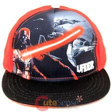 Star Wars Darth Vader Boys Hat Adjustable Snap Back Storm Tropper Bill Cap