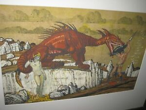 DIEZ-Julius-1870-Kampf-mit-dem-Drachen-TRAUMWERK